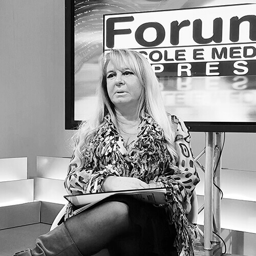 Monica Melani, CEO di Studio Melani