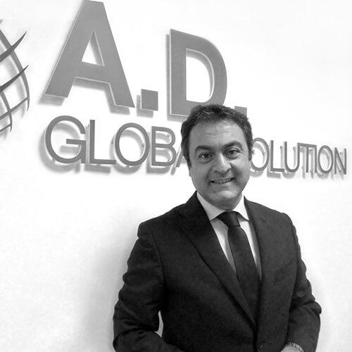 Davide Poerio, Direttore Commerciale, A.D. Global Solution