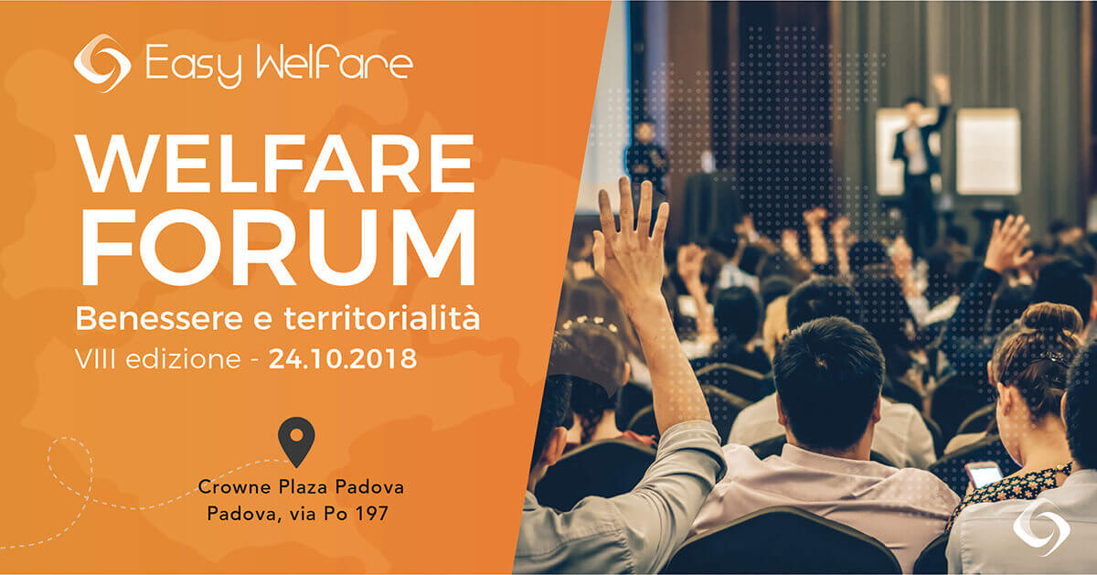 Welfare Forum VIII Edizione