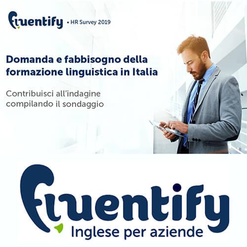 Comunicato Fluentify