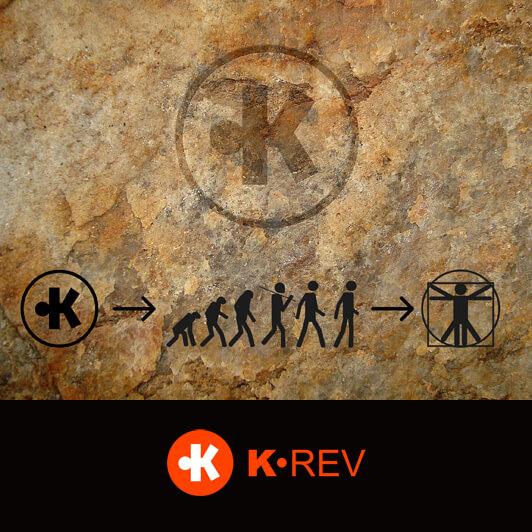 K.REV comunicato stampa