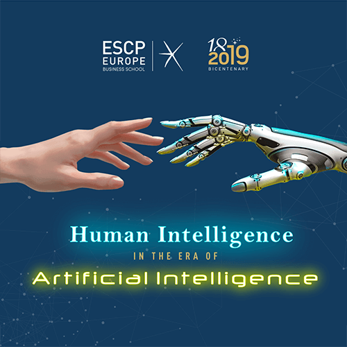 ESCP Conferenza Artificial intelligence