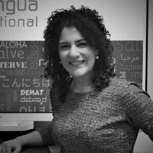 Giada Marcelli di ProLingua international