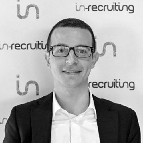 Matteo Cocciardo di In-recruiting