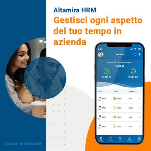 Altamira rilascia la sua App nativa per la rilevazione presenze